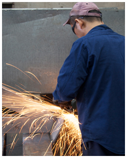 Welding Steel Constructions